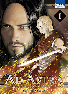 [7BD] Ad Astra - Scipion l'Africain & Hannibal Barca - tome 1