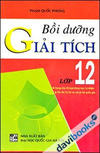 Bồi Dưỡng Giải Tích 12 - Phạm Quốc Phong
