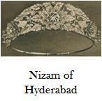 تيجان ملكية  امبراطورية فاخرة Nizam+of+Hyderabad
