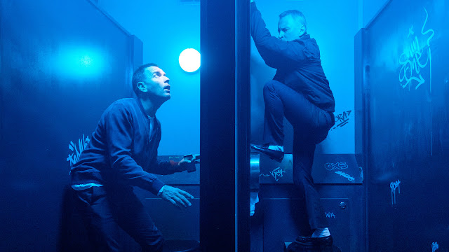 Ewan McGregor Robert Carlyle Danny Boyle | T2 Trainspotting