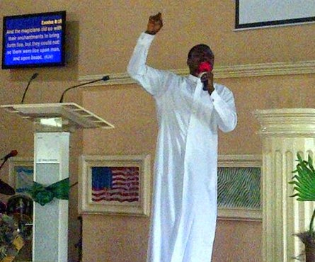 nigerian pastor healed ebola patient lagos