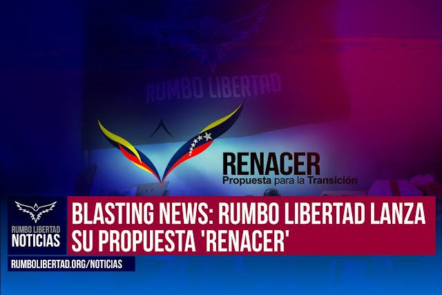 """URGENTE: """"EL RENACER YA COMENZO:RUMBO LIBERTAD"""""""