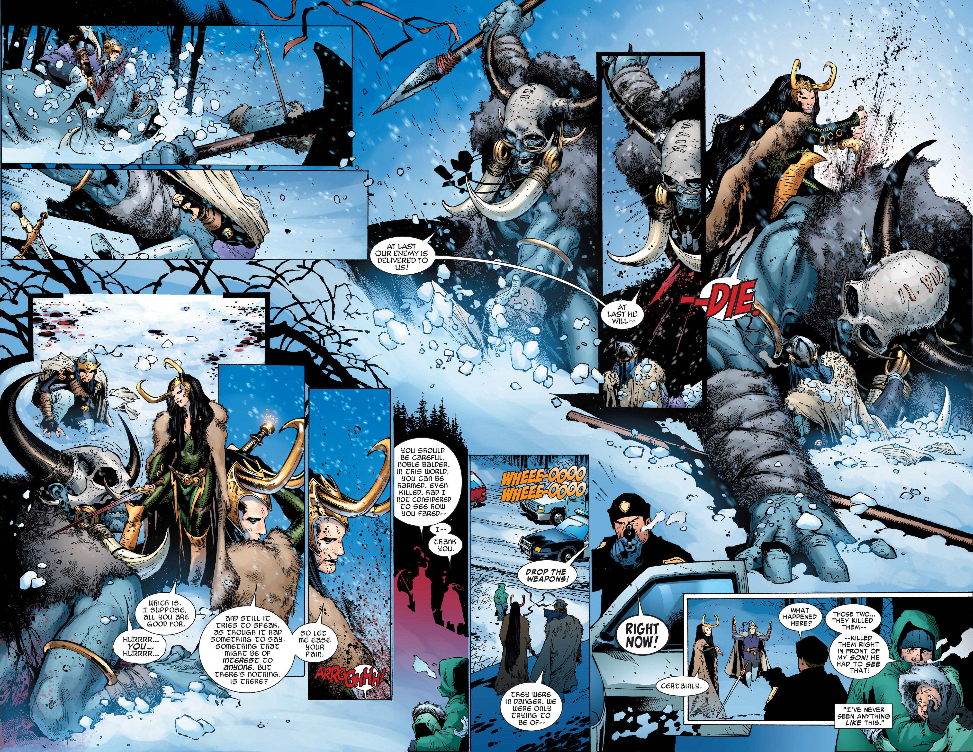 Thor (2007) Issue #9 #9 - English 17