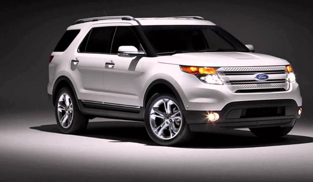 2016 Ford Explorer MPG