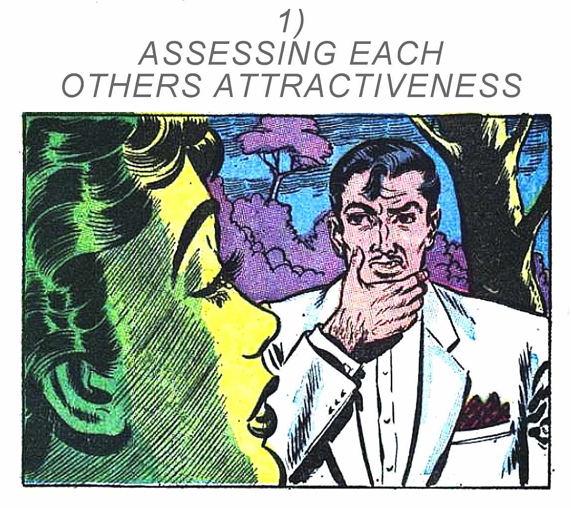 Snippy Primrose dating advice, Thrilling Grief, Gerry Lagendyk