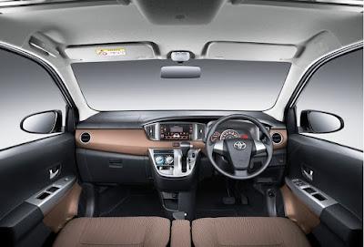 Price List Toyota Calya 2018