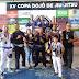 Atletas de Jiu-Jitsu de Jaguarari se sagram vencedores na XV Copa Dojô da categoria realizado em Campo Formoso