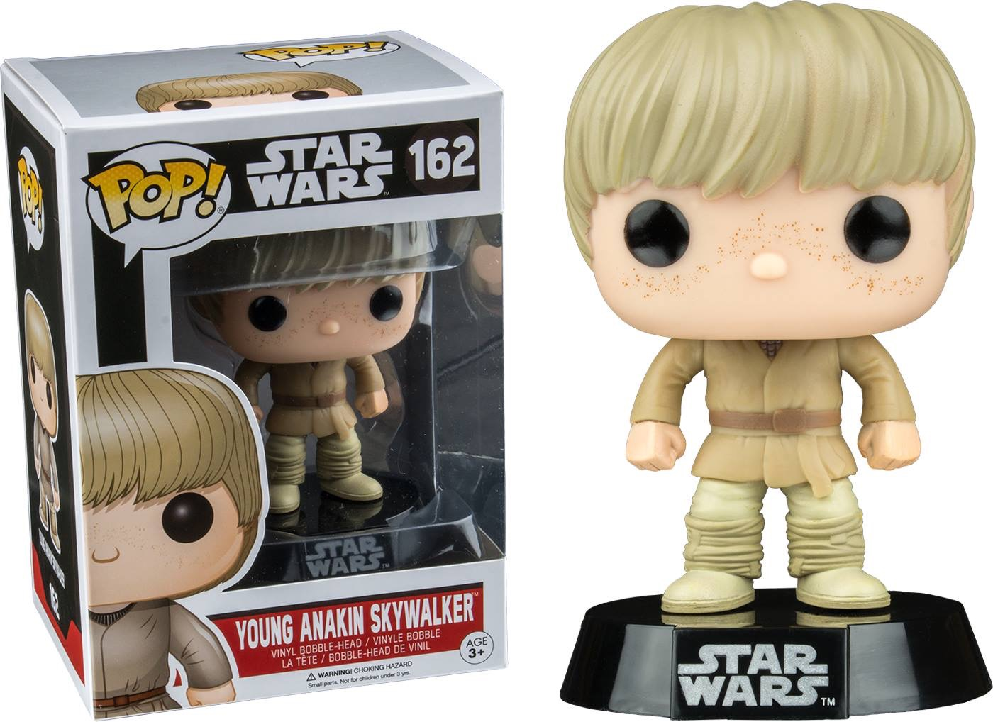Young Anakin Funko Pop Revealed As Target Exclusive The