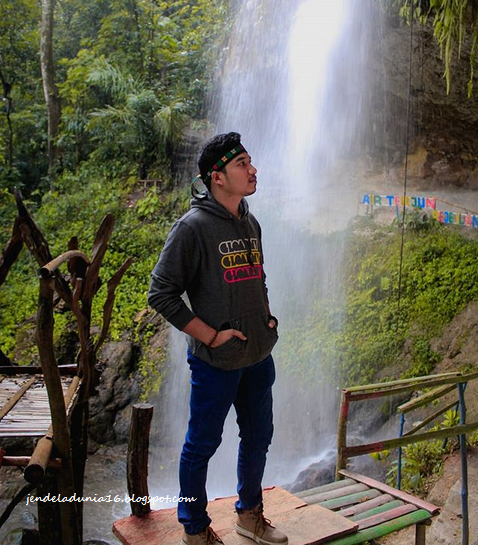 Mengeksplor Keindahan Air Terjun Reje Ilang Ujung Sumatera