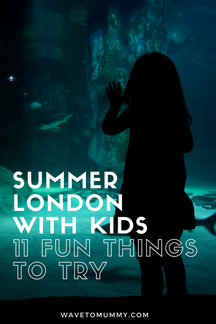 11 fun things to do with kids in London during the summer - outdoors, indoors and events! Top tips from a Londoner: 11 fun things to do in London with toddlers and pre-schoolers during the summer. Includes the best attractions for under 5's and several tips for free activities too!