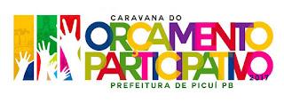 Prefeitura de Picuí inicia orçamento participativo neste sábado; confira datas