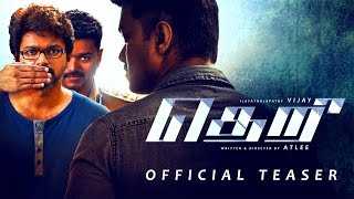Theri – Official Teaser Trailer 1080p HD Youtube _ Vijay, Samantha, Amy Jackson _ G.V. Prakash Kumar _ Atlee