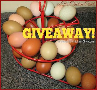 Manna Pro Poultry Egg Skelter Giveaway