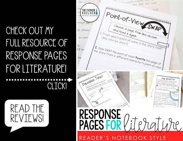https://www.teacherspayteachers.com/Product/Reading-Response-Pages-for-Literature-HALF-PAGE-SET-766284?utm_source=Step%20In%20Blog%20Post%20Link&utm_campaign=RN%20Lit