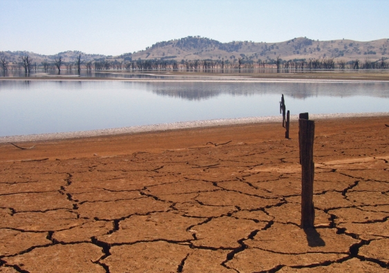 The long dry: Why the world's water supply is shrinking