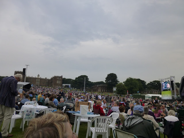 Opera In The Park 2013