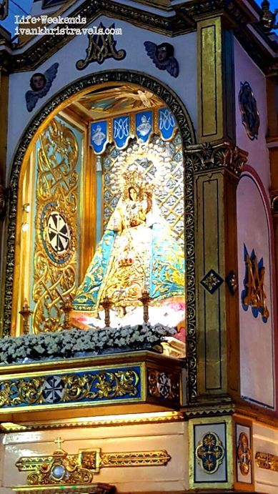 Statue of Our Lady of Manaoag Church