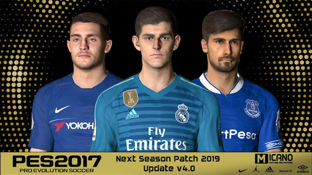 72631fee8 PES 2017 Next Season Patch 2019 Update v4.0 Released 11.08.2018 ...