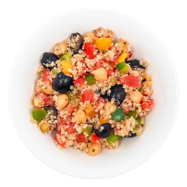 Hladna kvinojina solata recept