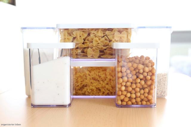 Mehl, Nudeln, Zucker und sonstiges