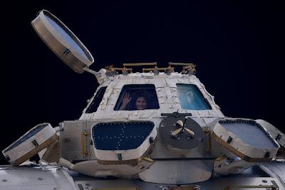 Samantha Cristoforetti: diretta streaming del ritorno sulla Terra