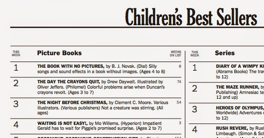 DEVIN CRANE: Made the New York Times Best Sellers List