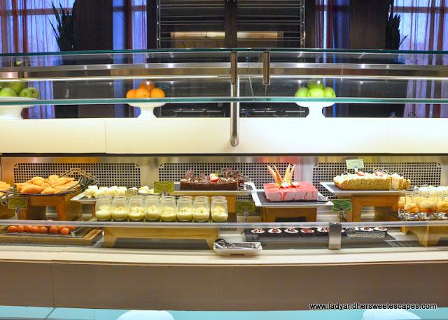 desserts at Centro Barsha Iftar