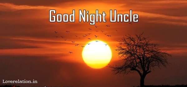 Good Night Quotes For Uncle
