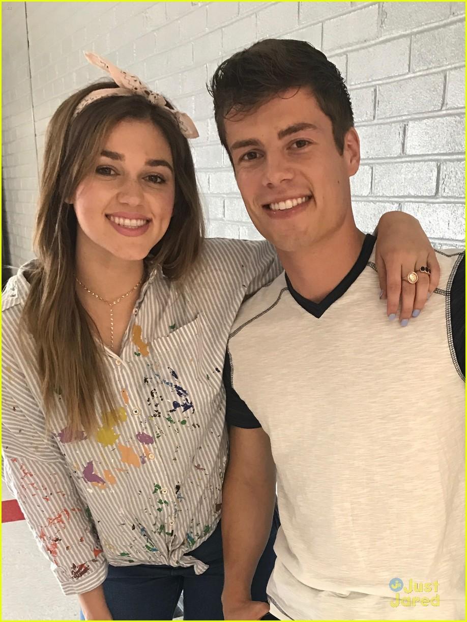 Evan dating bates girl
