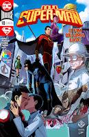 DC Renascimento: Novo Superman #18