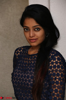 Dazzling Janani Iyer New pics in blue transparent dress spicy Pics 003.jpg