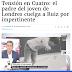 Las impertinentes preguntas de Javier Ruiz, de Cuatro, al padre de Ignacio Echeverría