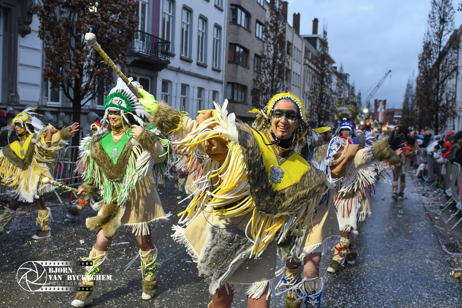 Carnaval Aalst foto- en videoblog: Carnaval 2015: De
