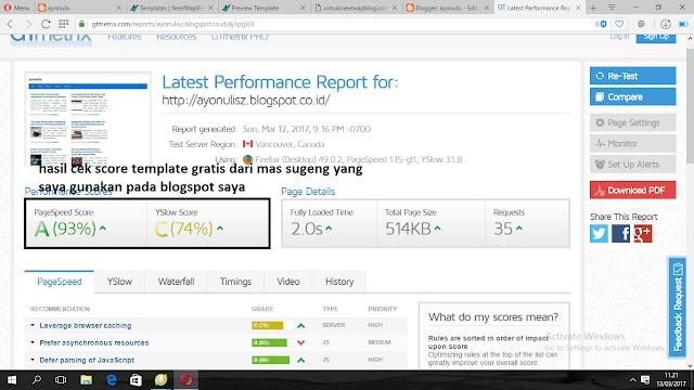 artikel review tentang blog nextwaplog.com blogspot sama wordpres