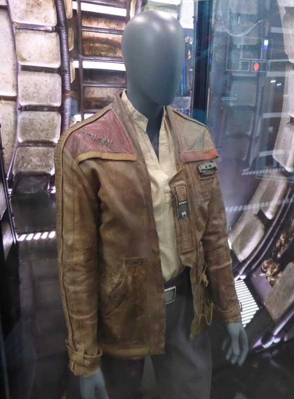 Star Wars Last Jedi Finn jacket