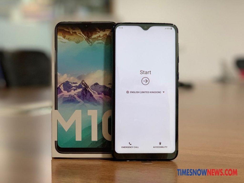 سامسونج تكشف رسميا عن هاتفي جالاكسي ام 10 و ام 20