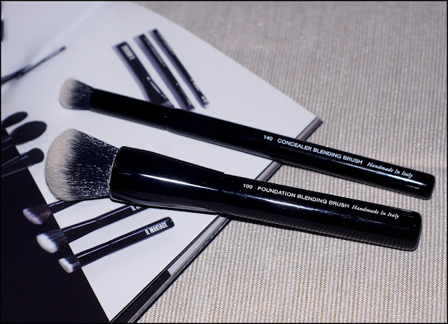 il makiage makeup brushes