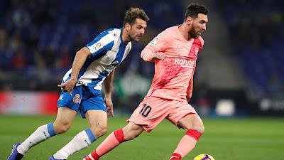 مشاهدة مباراة برشلونة وإسبانيول