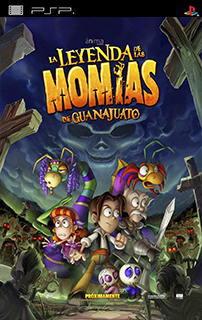 Película La leyenda de las momias de Guanajuato