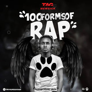 MUSIC: Leo Ceaser - 100FormsOfRap (Prod. YoungSmith)