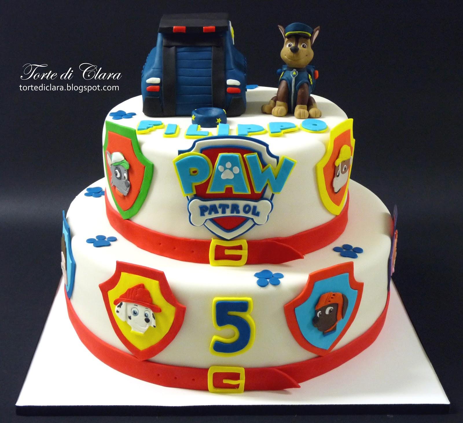 Super Torte di Clara: Paw Patrol cake (2) DT22