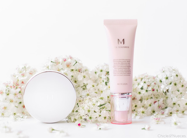 M Magic Cushion BB Boomer Missha