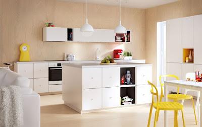 Model Kitchen Set Minimalis IKEA