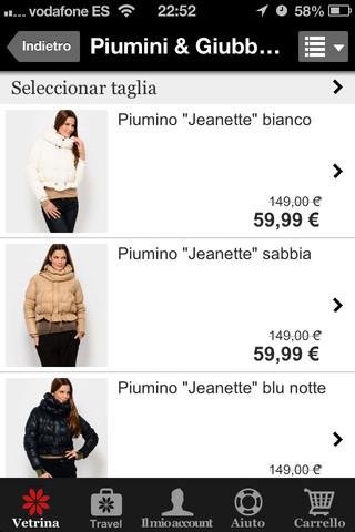 innovative design abe8b e3281 L'app Privalia Mobile, le migliori marche con grandi sconti ...