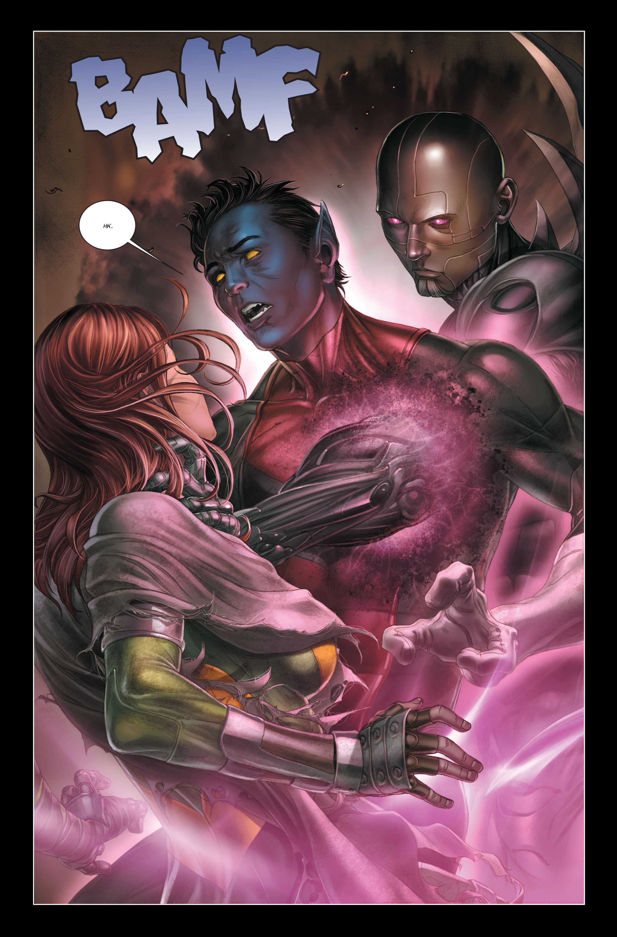 Read online X-Force (2008) comic -  Issue #26 - 19