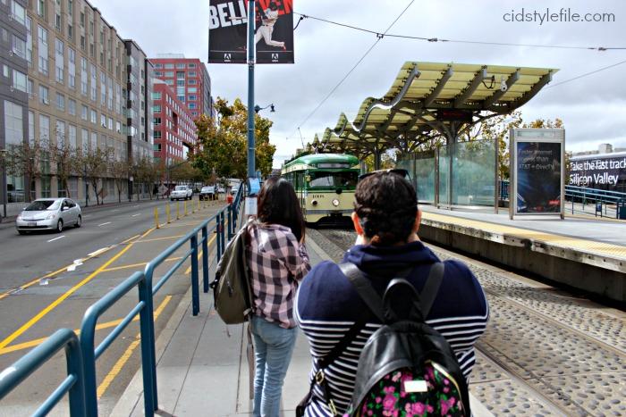 budget travel, san francisco, megabus, traveling, golden gate bridge, city bus tour, travel tips, ride muni, public transportation