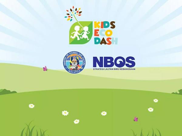Jom daftarkan anak-anak untuk larian Kids Eco Dash