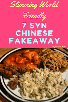 7 Syn Chinese Fakeaway