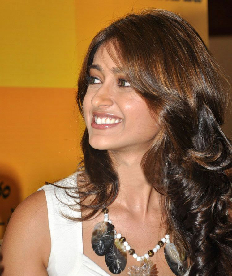 Ileana Stills In White Dress
