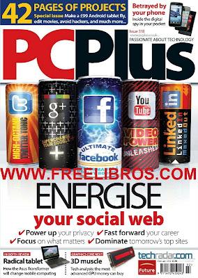 PC Plus: Energise, your social web – February 2012